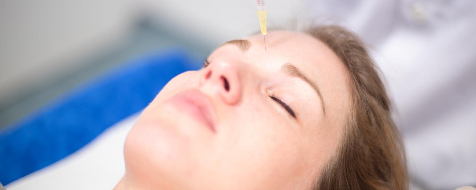 Botox Behandlung Dr. med Reinhard Knöll - Hautarztpraxis Lüneburg