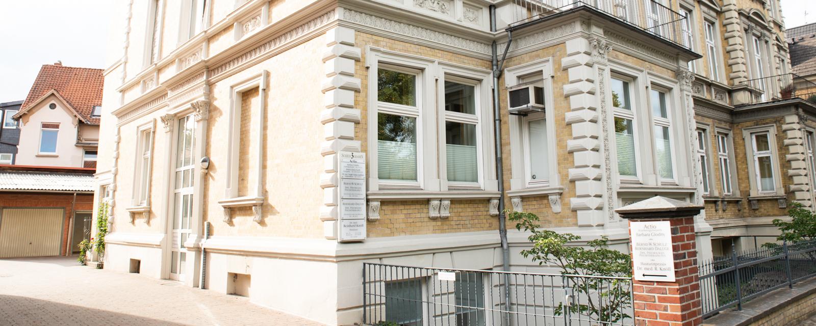 Unsere Praxis - Dr. med Reinhard Knöll - Hautarztpraxis Lüneburg