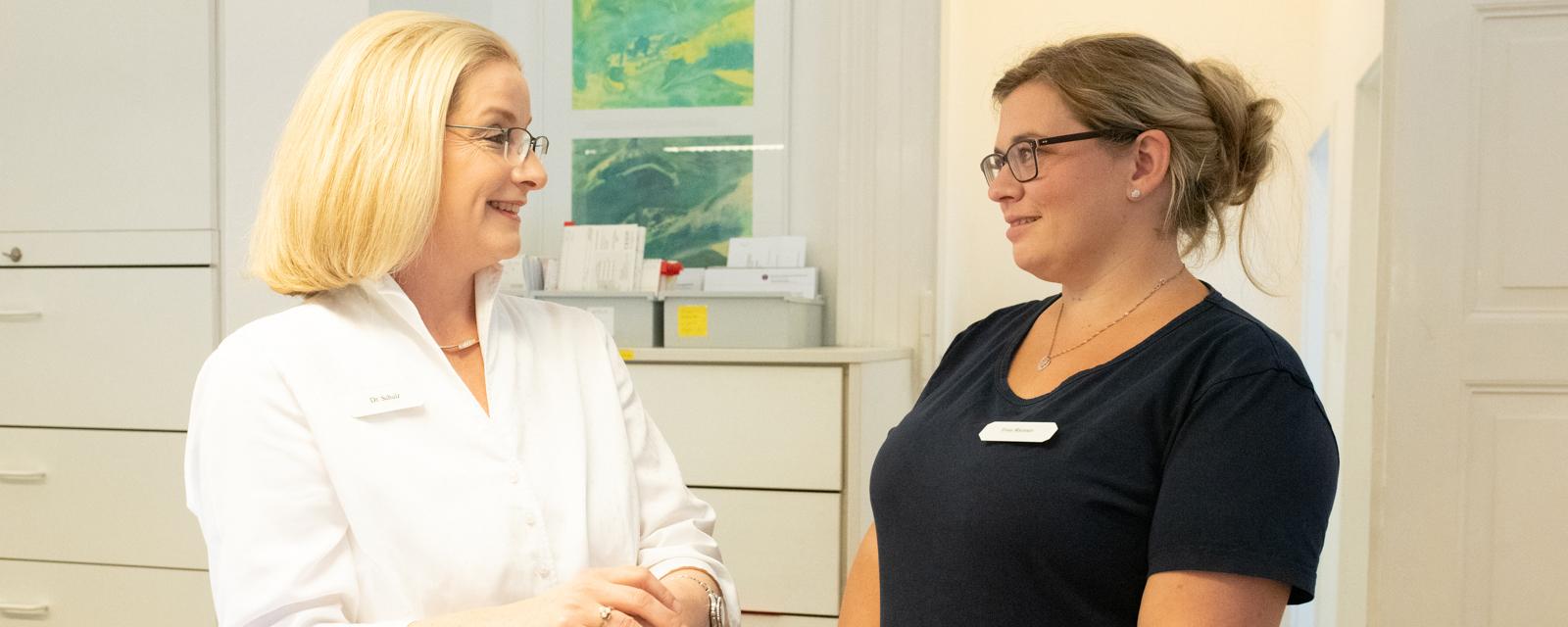 Praxisteam Dr. med Reinhard Knöll - Hautarztpraxis Lüneburg